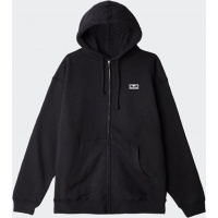 20191122222705_obey_jumble_lo_fi_basic_zip_fleece_hoodie_black