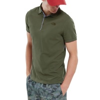 the-north-face-premium-pique-polo-tempo-libero-green-t0cev421l-a-600x600