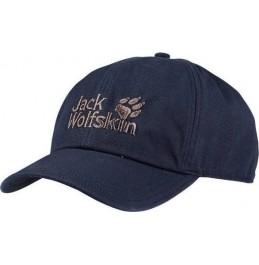 JACK WOLFSKIN BASEBALL CAP NIGHT BLUE (1900671-1010561)