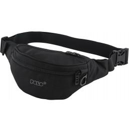 POLO 820 CORD WAIST BAG BLACK (908029-02)