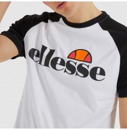 ELLESSE CORP TEE WHITE (SHI12467-908)