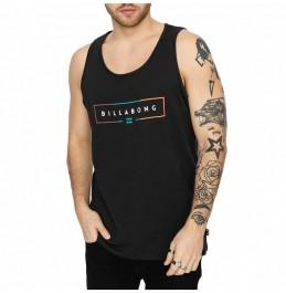 BILLABONG UNITY TANK BLACK (S1SG03-BIP0-0019)