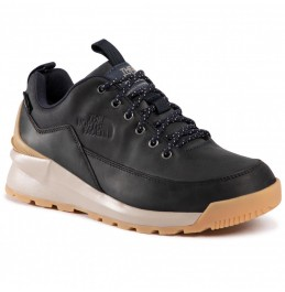 THE NORTH FACE BACK TO BERKELEY LOW WP COFFEE AVIATOR NAVY/UTILITY BROWN (NF0A4OBSV541)