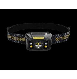 NITECORE ΦΑΚΟΣ LED HEADLAMP, Black,550lumens (NU32)