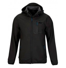 BERG YOKON SOFTSHELL JACKET BLACK 80107