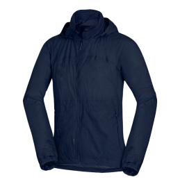 NORTHFINDER  JACKET STOWABLE ALL WEATHER 2L NORTHKIT ΑΔΙΑΒΡΟΧΟ ΑΝΤΡΙΚΟ DARKBLUE (BU-32682SII)